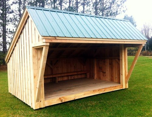 Dog Hosewith A Lean For Shade Dog House With Porch Wood Dog