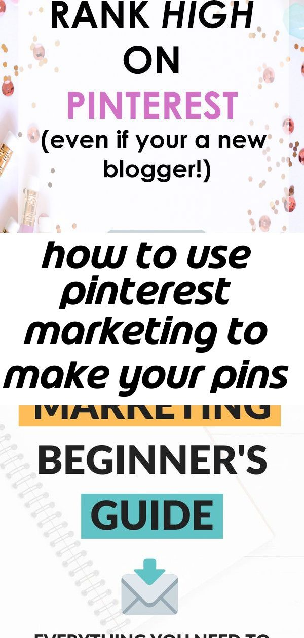 How to use pinterest marketing to make your pins rank high quicker! 2