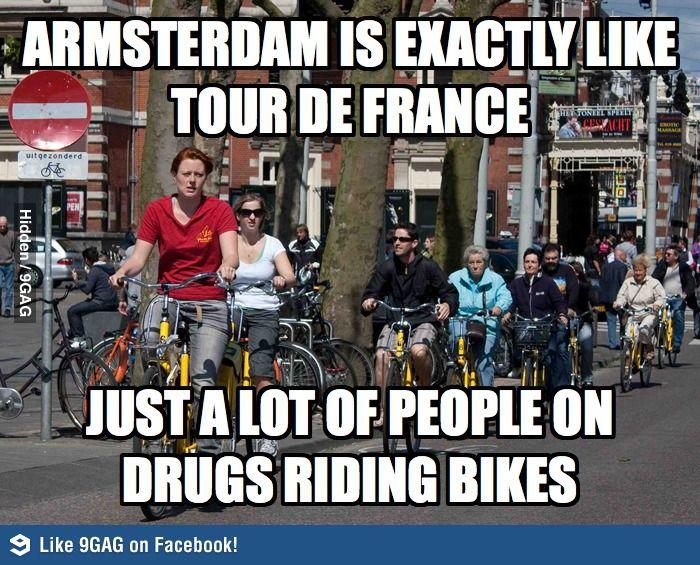 netherlands Images - Imgflip  Amsterdam Meme