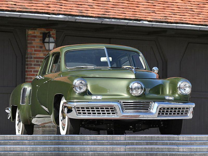 Tucker Torpedo   Exotic and fast   Pinterest   Dream cars, Cars ...