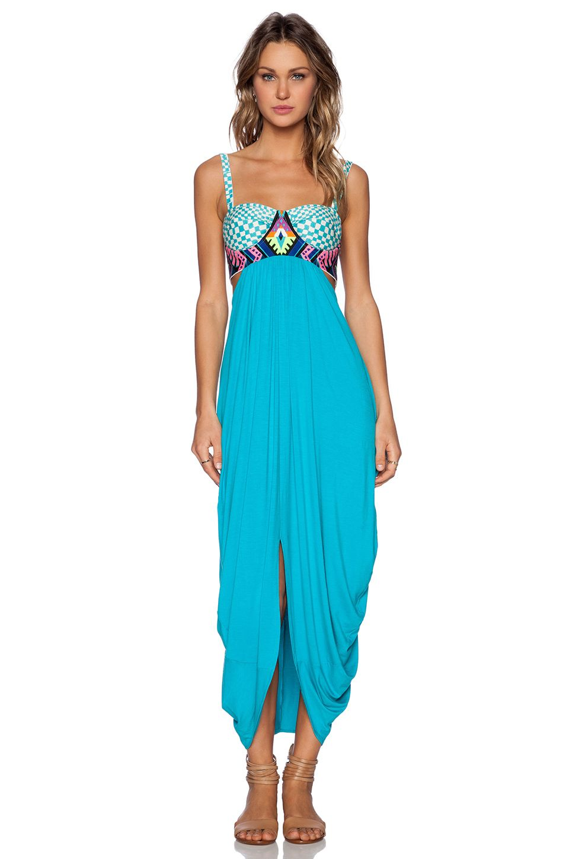 Women Sports Clothing Mara Hoffman RUGS - Tracksuit - turquoise,mara  hoffman embroidered dress, ...
