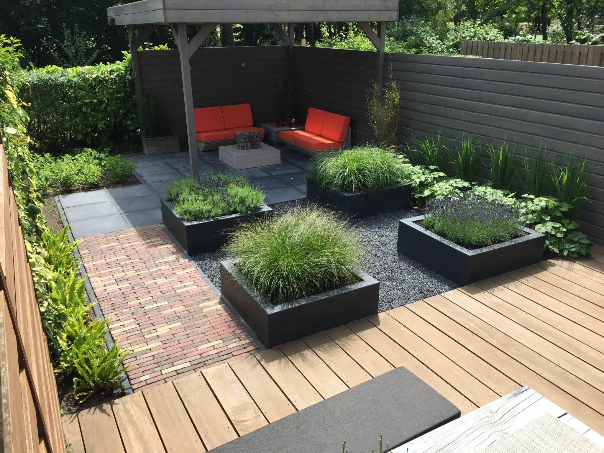 Ideeën inspiratie foto s van verbouwingen modern garden by