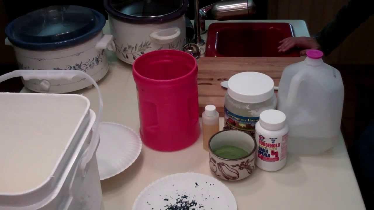 Plantain Soap with Bexarprepper