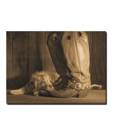 loving this dixie sepia wrapped canvas on zulily zulilyfinds