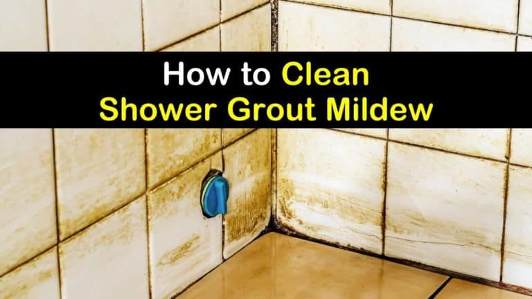4 brilliant ways to clean shower grout mildew clean