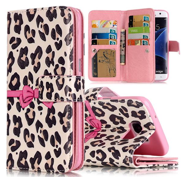 samsung s7 phone case leopard