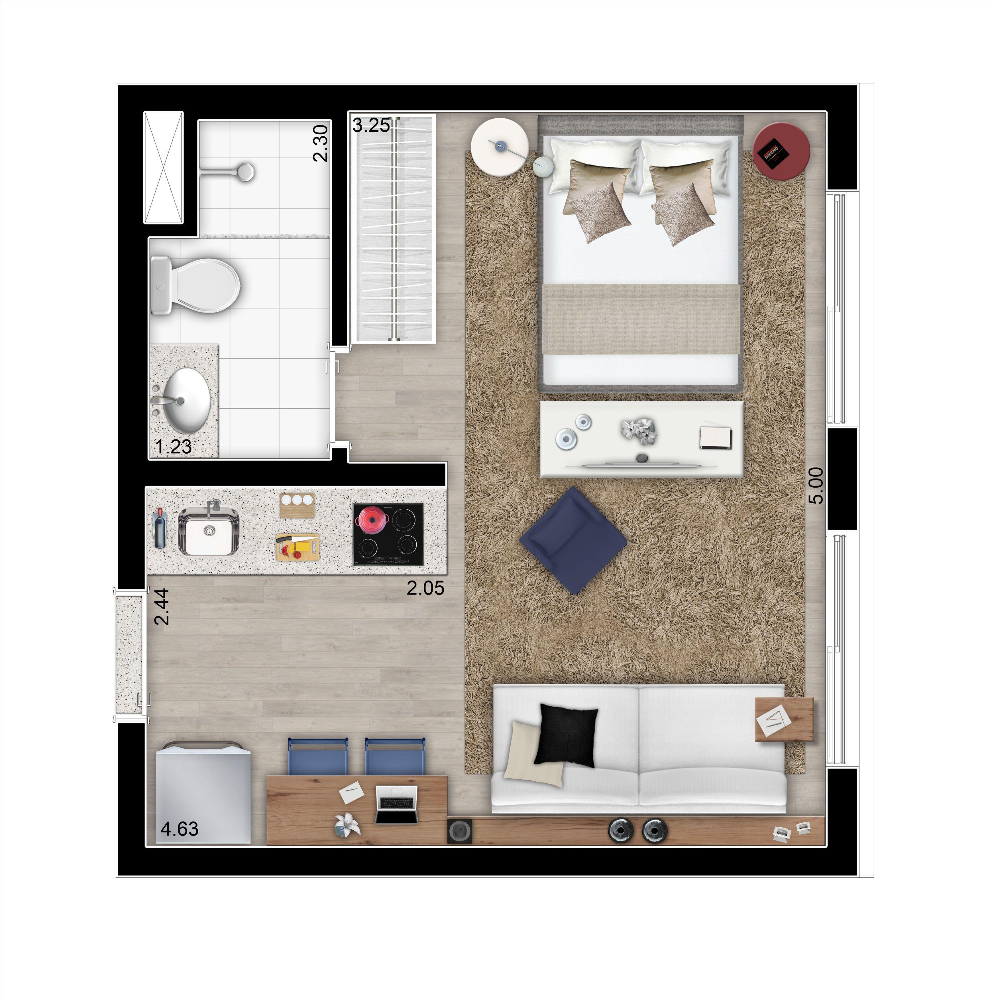 Brilliant Photo Of Apartment Studio Layout Apartment Studio Layout This Would Work Studio Apartment Floor Plans Studio Apartment Layout Studio Apartment Plan
