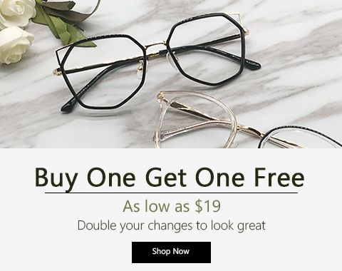 52ff578261 Buy one Get one Free - Prescription Eyeglasses Sunglasses For Women ...