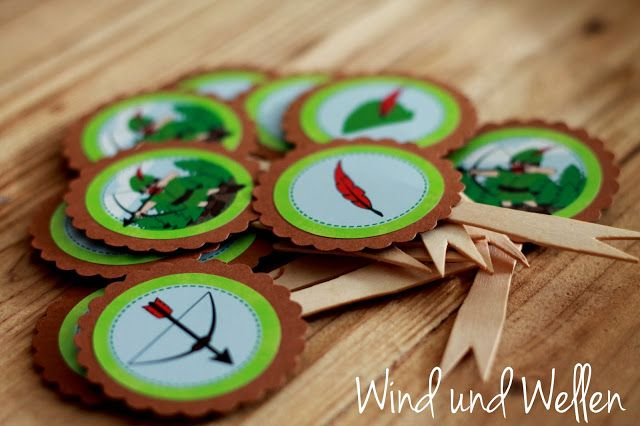 Wind Und Wellen: Robin Hood Party