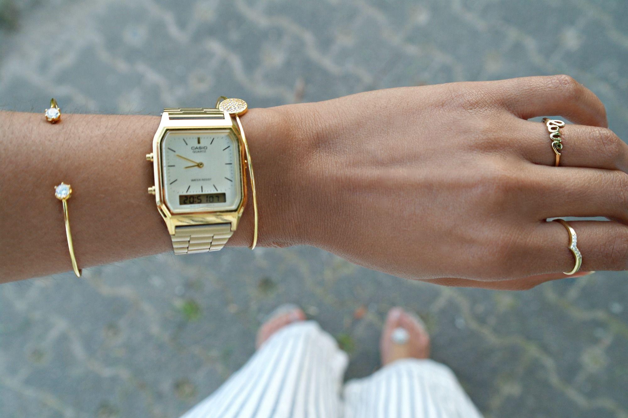 Casio Watch Vintage Relogio Casio Vintage Feminino Casio Vintage Feminino Relógios Fashion