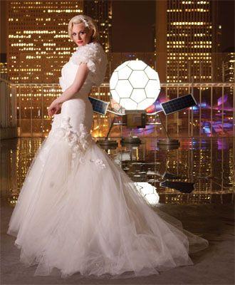 Bridal hair by Lati