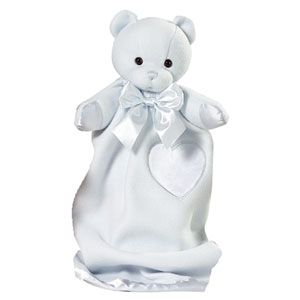 Personalized Blue Bear Lovie $31.95