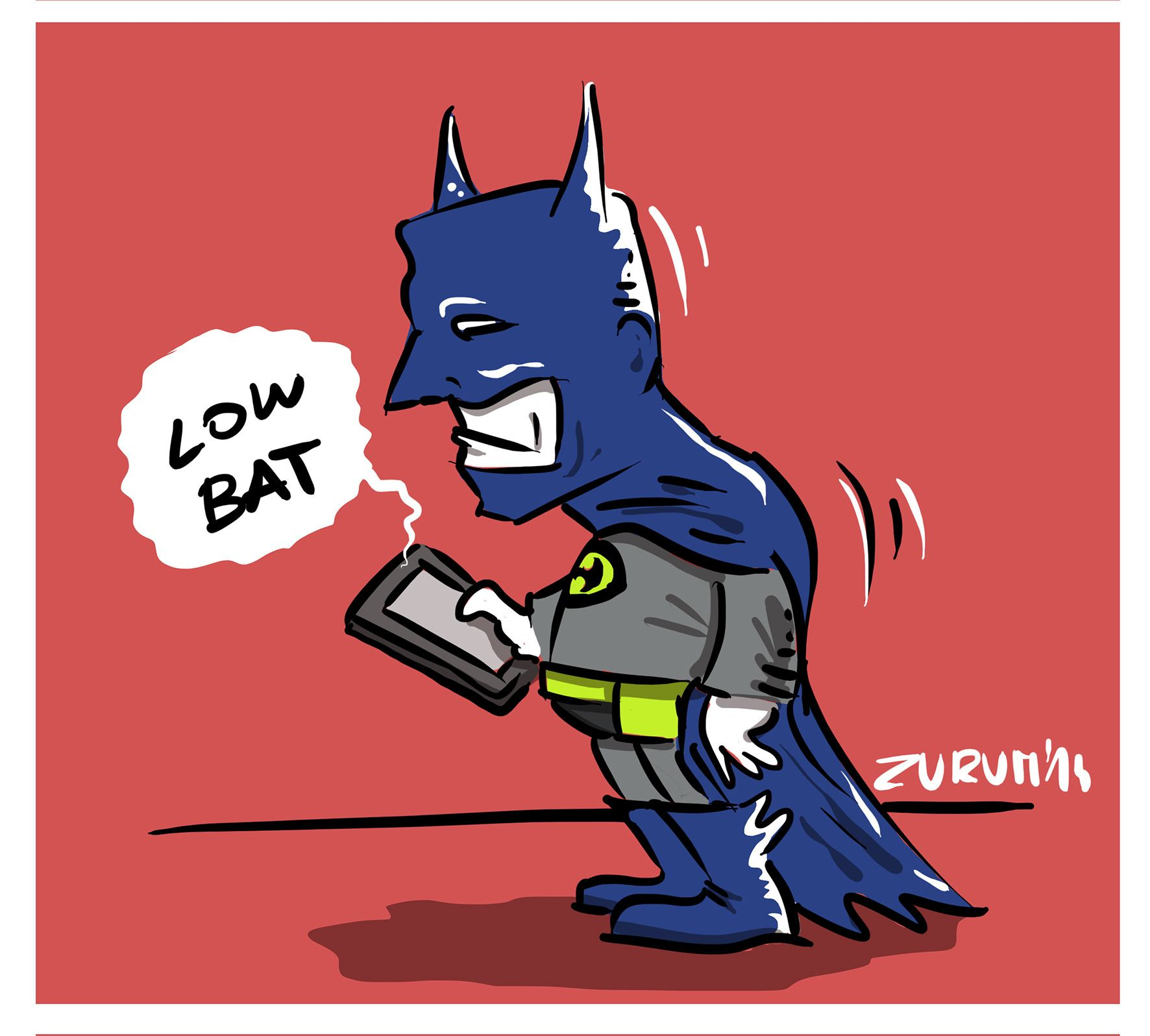 Low Bat....
