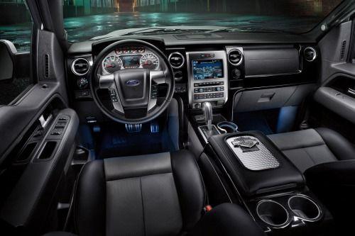 2012 Ford F 150 Harley Davidson Crew Cab Pickup Interior Sachen