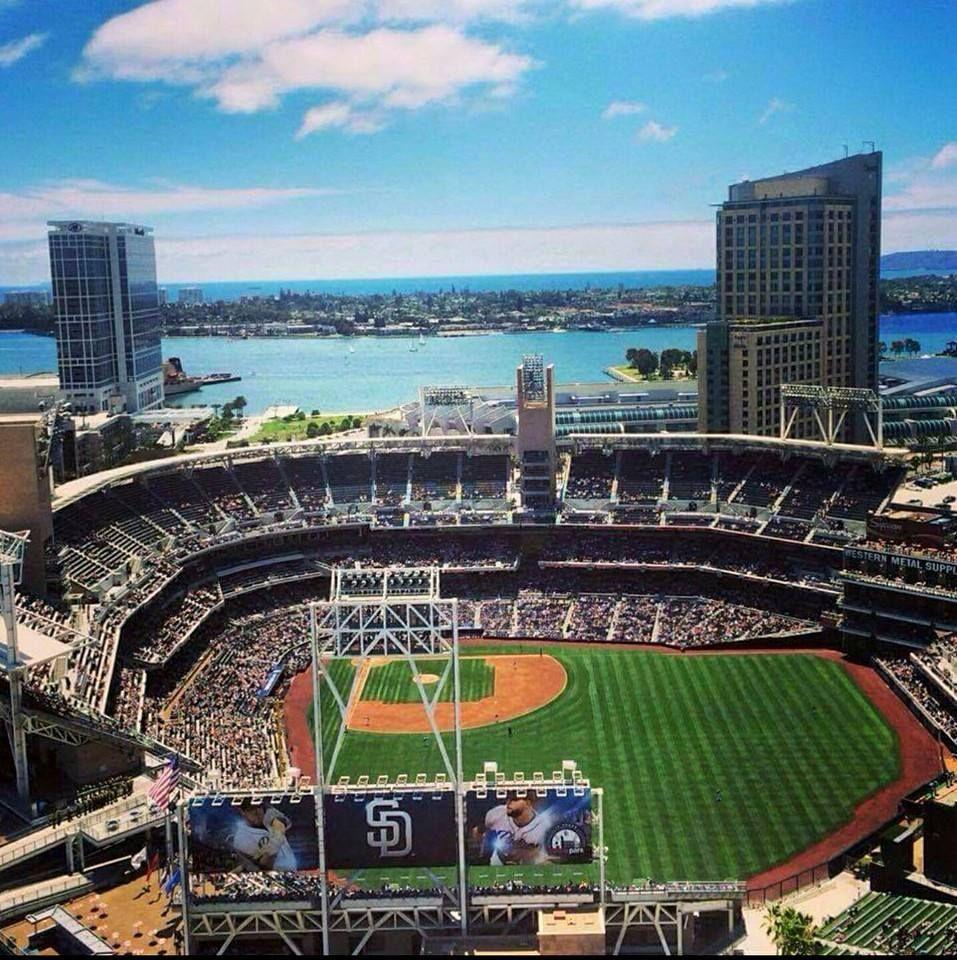 Petco Park Home Our San Diego Padres Petco Park Baseball Stadiums Parks Mlb Stadiums