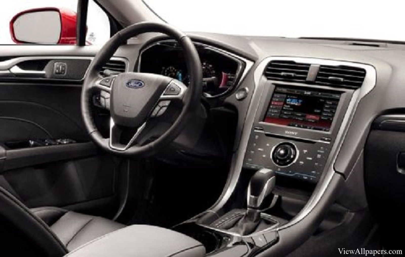 2016 Ford Fusion Interior Ford Fusion Ford Car Hd