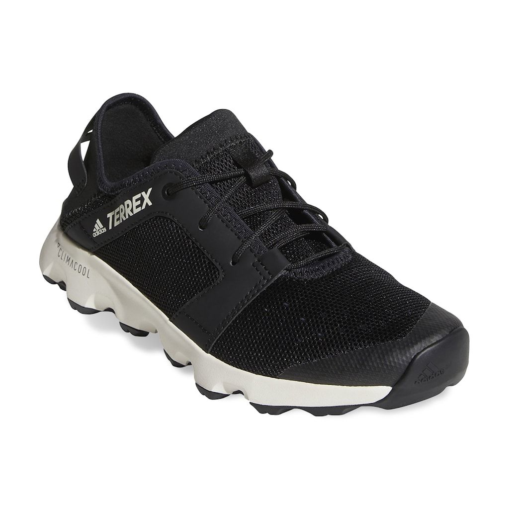 new concept a9992 a8a3e Adidas Outdoor Terrex Climacool Voyager Sleek Women s Water Shoes, Size   10.5, Black Zapatos