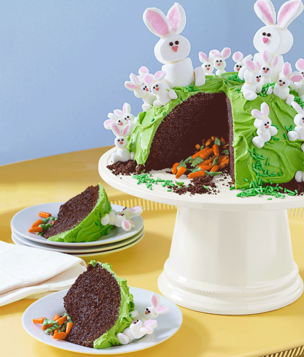 This Easter Cake Comes With A Fun Surprise