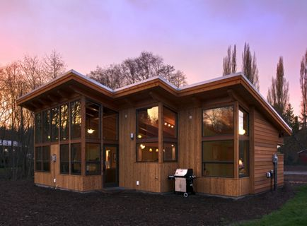 Timbercab 2 Bedroom Would Be Perfect For Lakeside Cottage Or Vineyard Bungalow Architecture Tiny House Prefab Homes