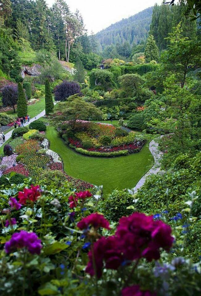 Fascinating places in the world butchart gardens victoria british fascinating places in the world butchart gardens victoria british columbia canada altavistaventures Choice Image