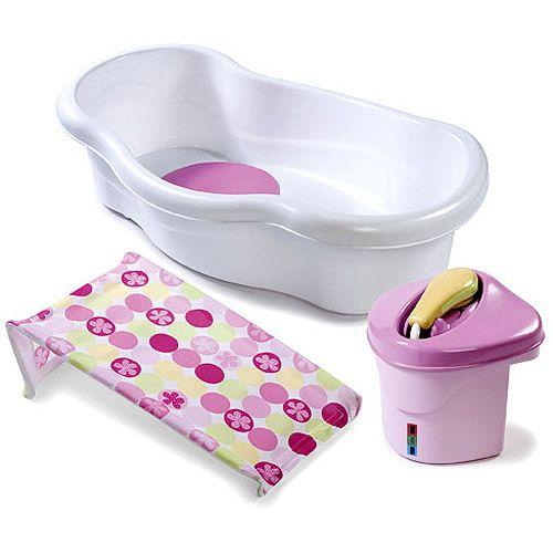 Summer Infant Newborn-to-Toddler Bath Center /& Shower