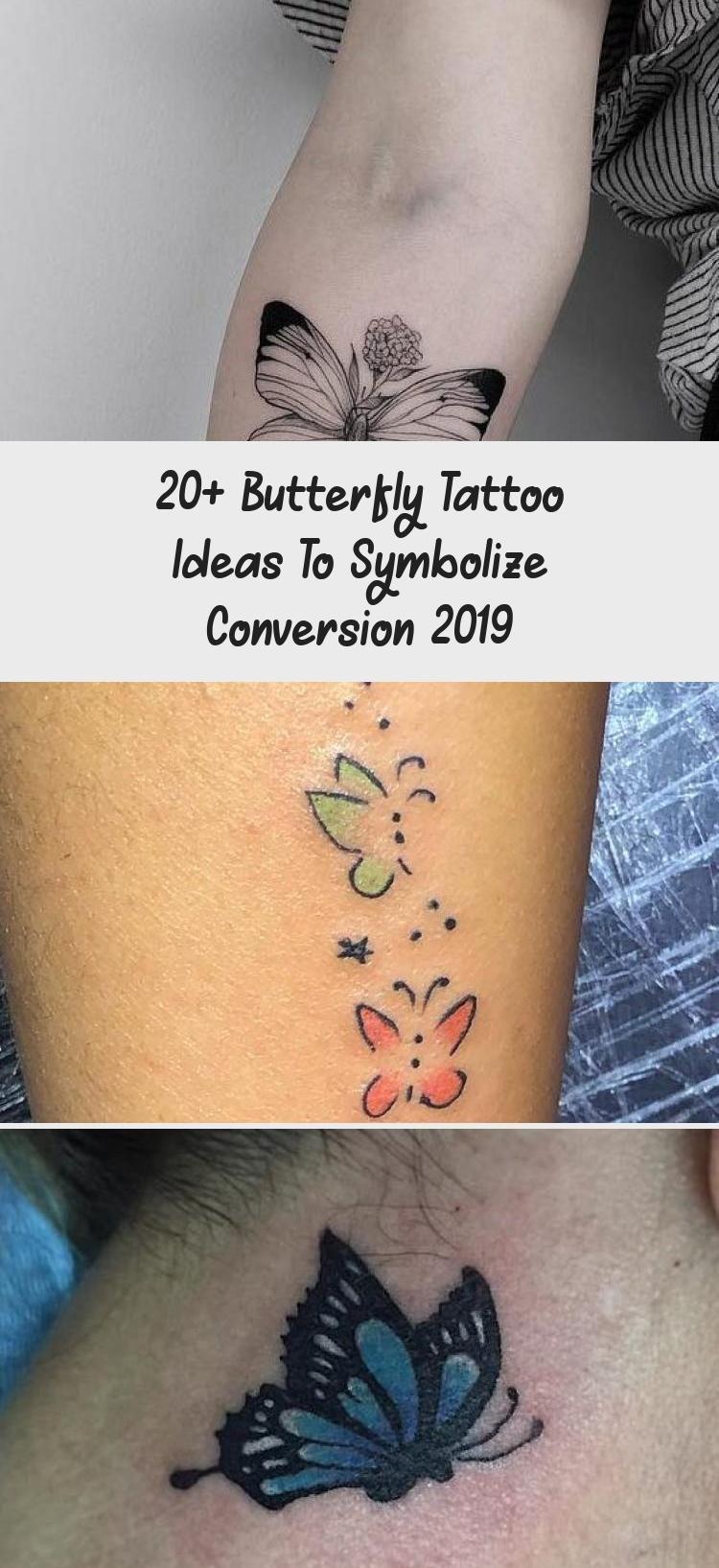 Photo of 20+ Schmetterling Tattoo-Ideen, um die Umwandlung 2019 zu symbolisieren – Tattoos