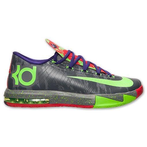 Nike Shoes Basketball Kd Nike Men's KD VI Basketball Shoes hyperfuse rubber  sole … | Pinteres…