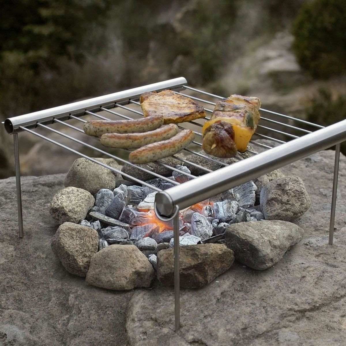 Pin by RockSide on Adventure (With images) Camping grill