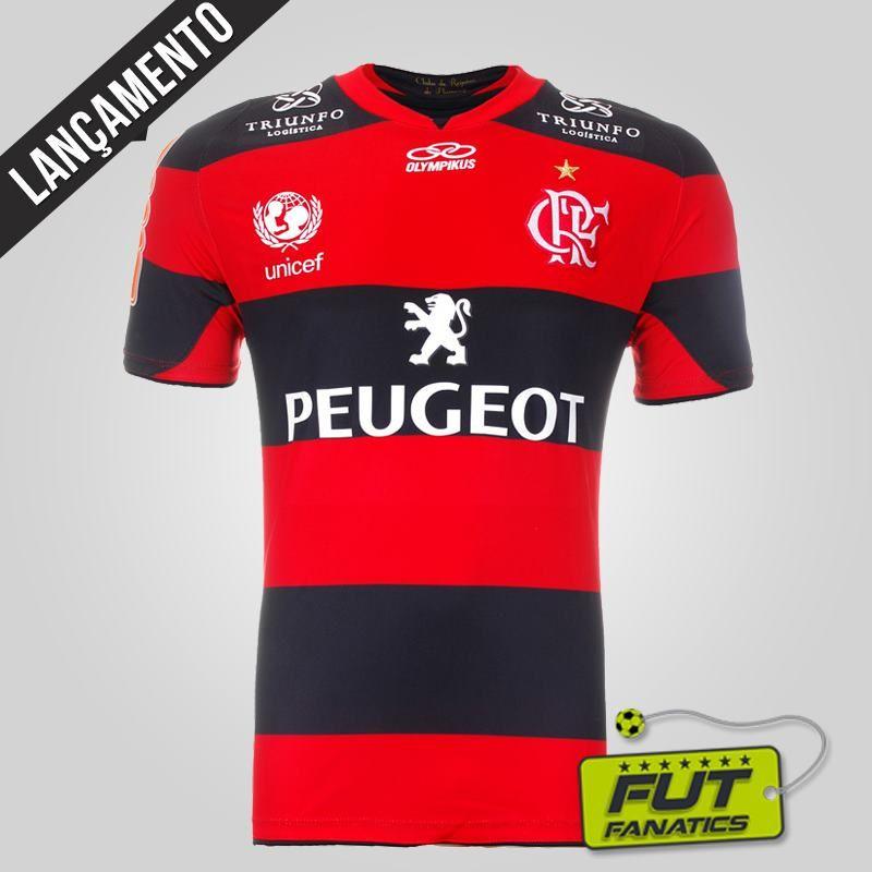 e8dbaccef Nova camisa do Flamengo com patrocínio da Peugeot!