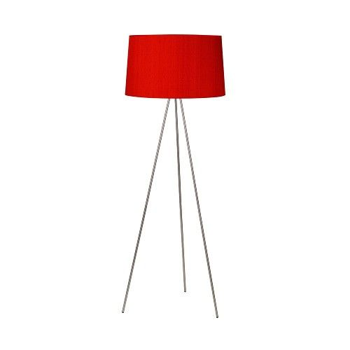 Floor Lamp Shades Cool Lamps, Tall Red Lamp