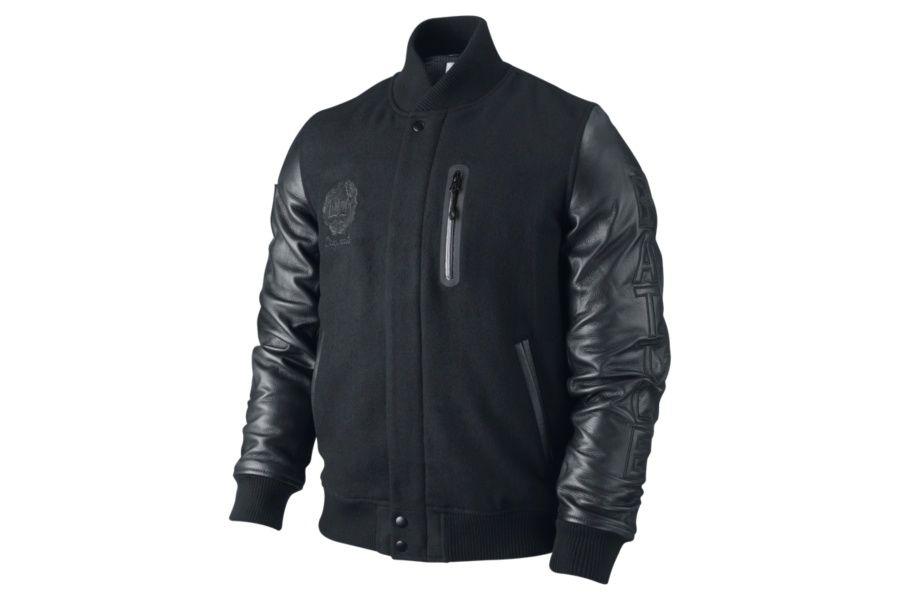 pintor cocina cajón  Nike Destroyer Jacket, Kobe Edition | Chaqueta de cuero, Chaquetas, Chaqueta  de cuero hombre
