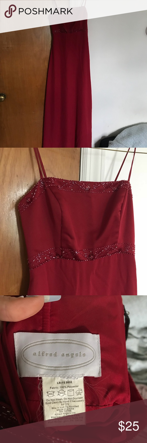Red floor length prom dress red floor prom and dress prom