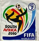 NWOT Adidas FIFA 2010 World Cup South Africa T Shirt sz M White #Adidas