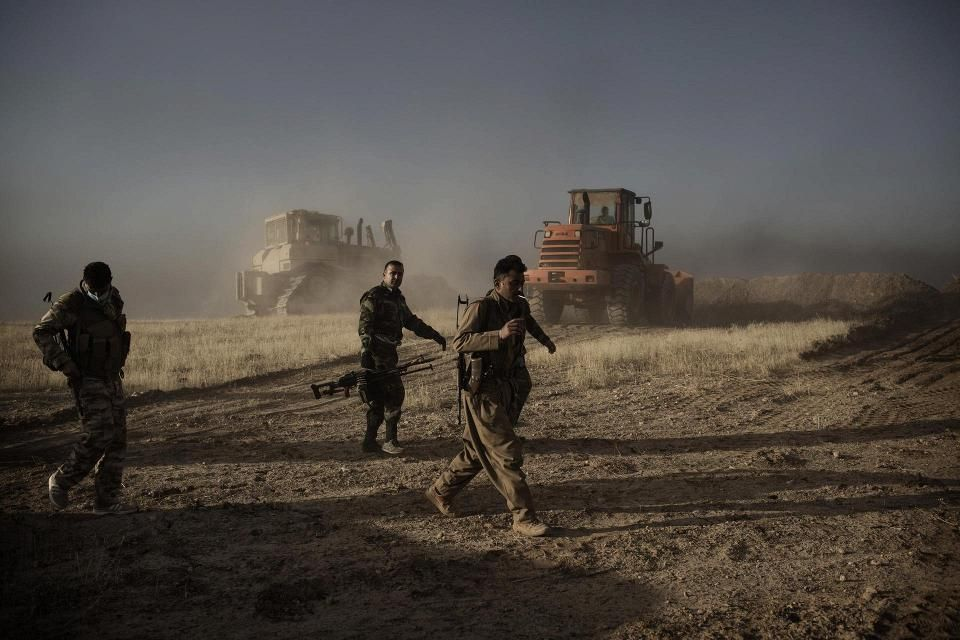 Niklas Meltio: Mosul October 2016
