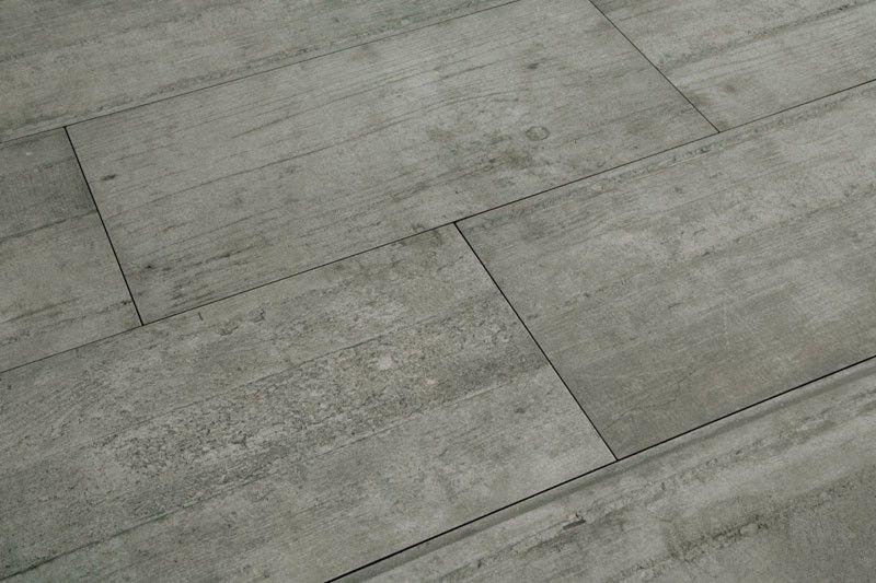 Concrete Effect 'Anti Slip' Porcelain Floor Tiles 30x60cm ...
