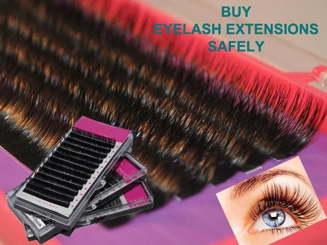 Where To Buy Eyelash Extensions Online And Is It Safe Things That