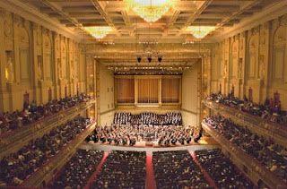 Boston Symphony Hall Symphony Orchestra Orchestra Boston Pops
