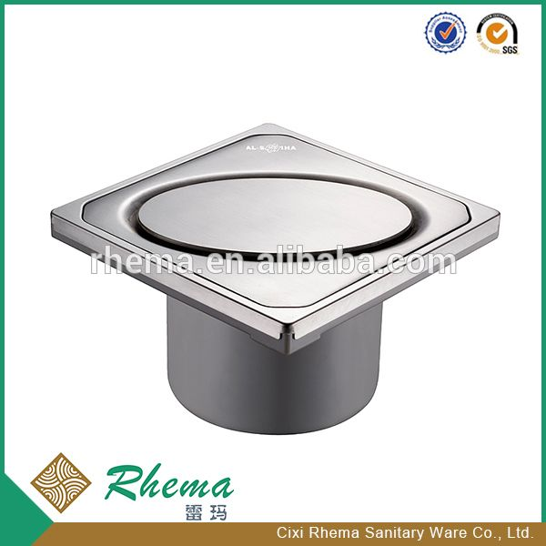 Sgs Manufacturer Stainless Steel Floor Grating Shower Drainage Cover Floor Drain Grate Heavy Duty Floor Drains Sanitary Manufacturing