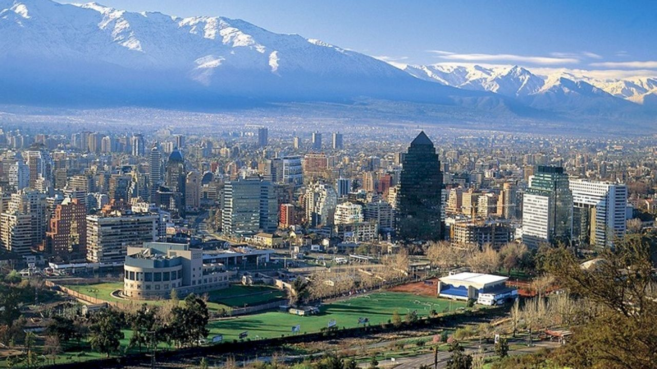 أين تقع تشيلي Chile Santiago Chile Wonders Of The World