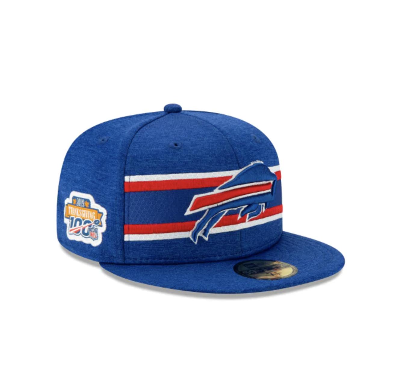 NEW Era-NFL BUFFALO BILLS AUTHENTIC on-field 59 Fifty Cap-Blue