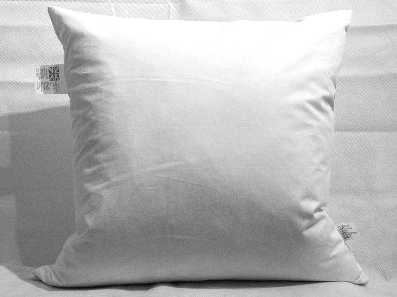 Luxury New White Duck Feather Cushion Pad Inner Insert 20
