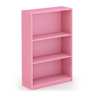 "Ebern Designs Lansing 40.3"" H x 24.5""  W Standard Bookcase | Wayfair"
