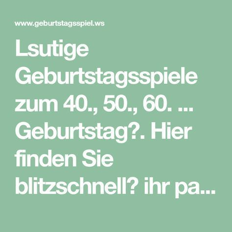 60 Geburtstag Spruche Sketche Und Lieder Zum Geburtstag