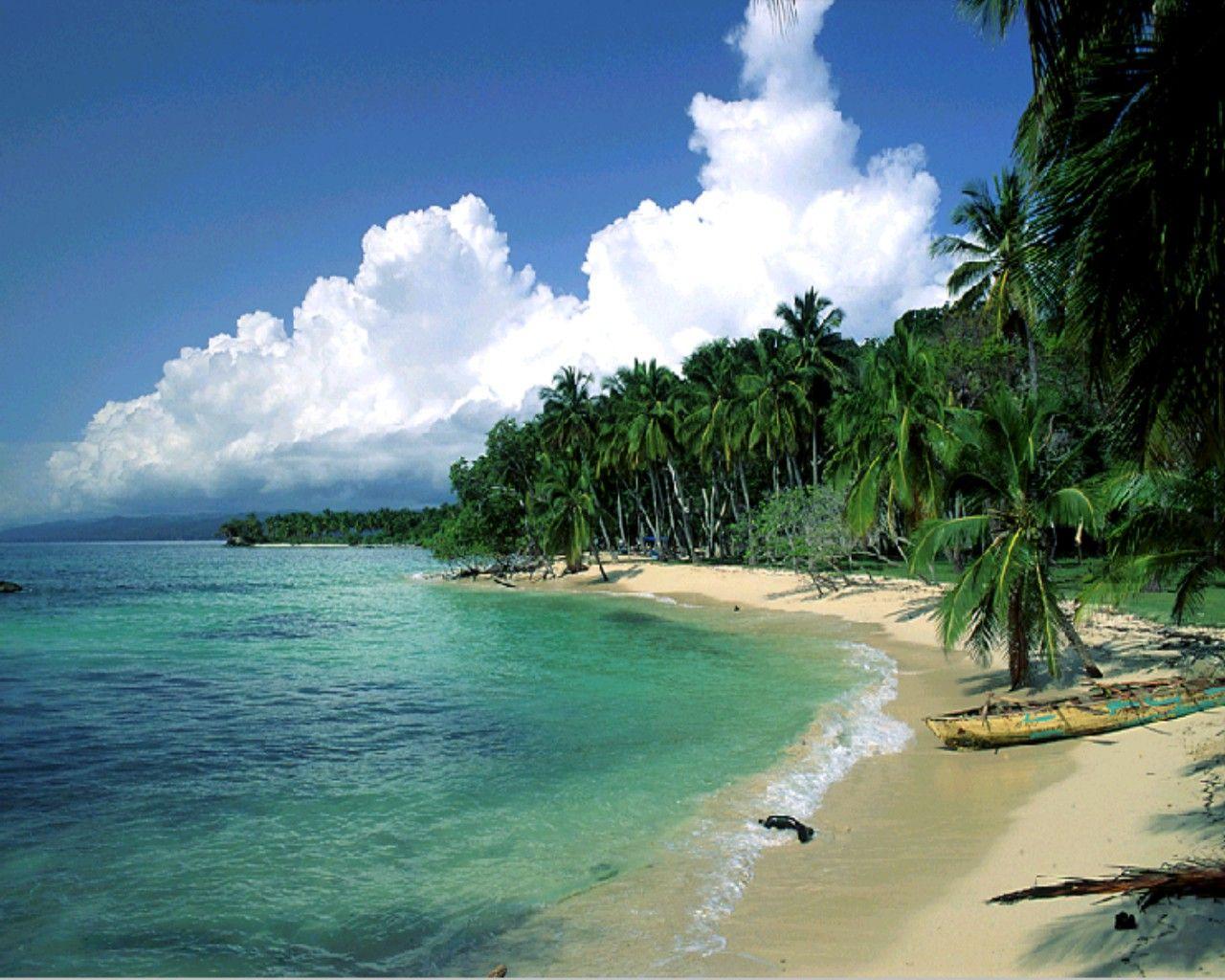 Hd Landscape Backgrounds Best Hd Wallpapers Beach Landscape Nature Beach Beautiful Beaches