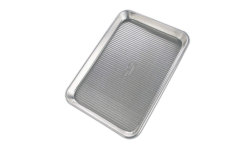 Usa Pan 1045qs Bb 2 1 Bare Aluminum Quarter Sheet Pan You Can Get Additional Details At The Image Link This Is An Affiliate Link Sheet Pan Aluminum Sheet