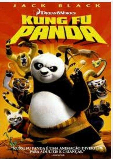 Pin De Sueli Amaral Onorio Em Filmes Infantil Kung Fu Panda