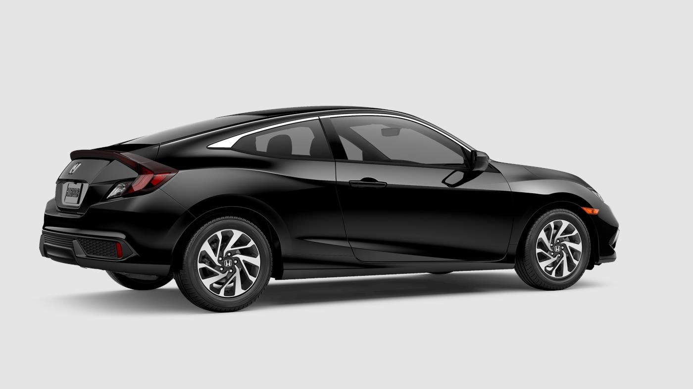 51+ 2019 Honda Civic Ex Coupe Black Gratis Honda civic