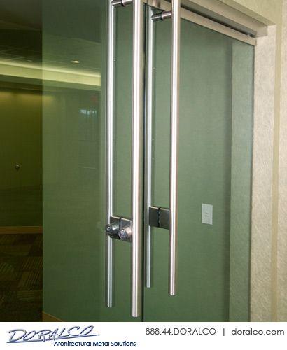 Glass Door Rails Herculite Doors 08 41 26 Dougs Office