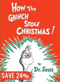 How the Grinch Stole Christmas!: (anniversary Edition)  My favourite Christmas book EVER!!  #indigo #magicalholiday.