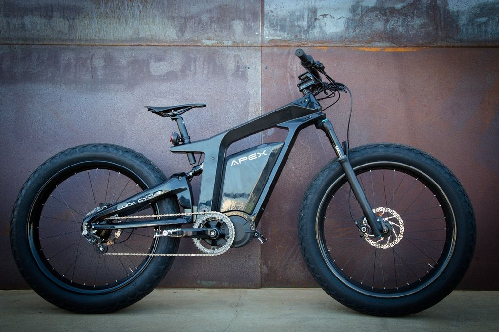 Luna Cycles Apollo Ebike From Usa In 2020 Electric Bike Electric Cycle Electric Motorbike